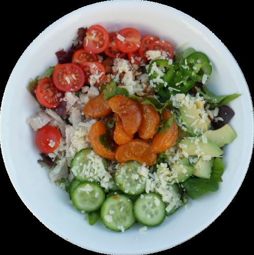 salad healthy vegetables