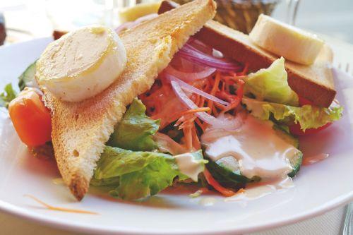 salad eat healthy
