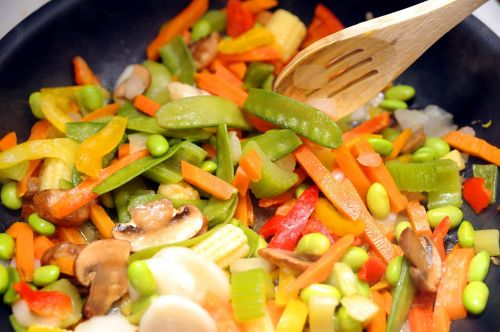 salad dish mixed salad vegetable salad