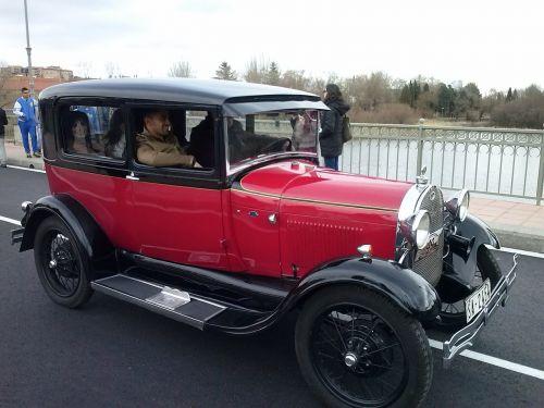 salamanca classic automobile