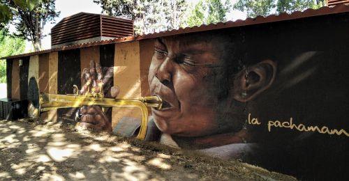 salamanca wall mural graffiti