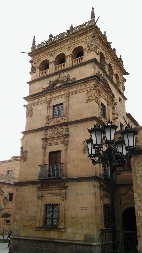 salamanca historic city spain