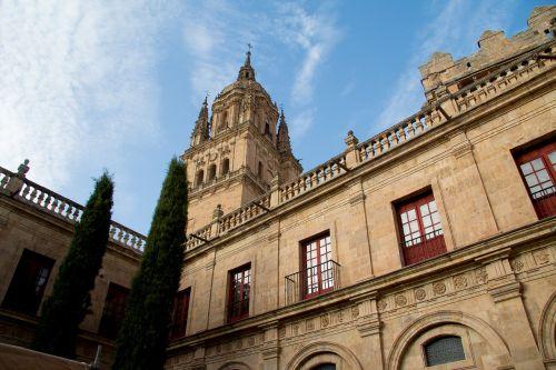 salamanca cathedral spain