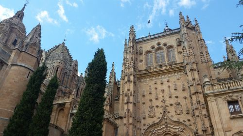 salamanca cathedral heritage