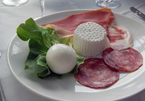salami dish italian