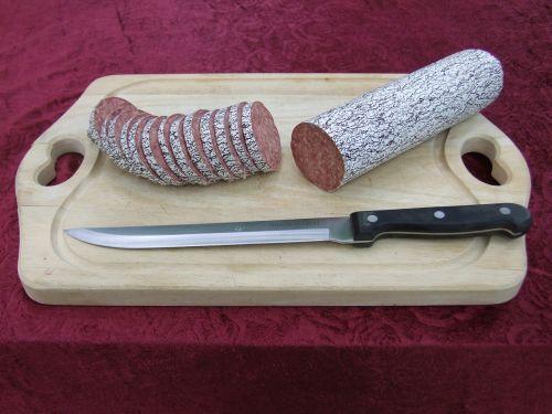 salami tactics sausage discs