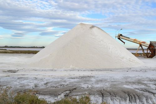 saline salt salt mountain
