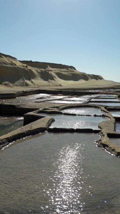 saline water hill