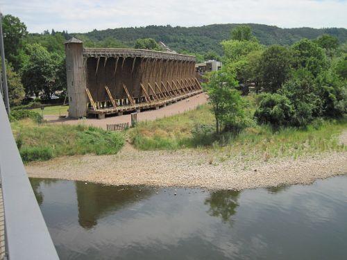 saline graduation river