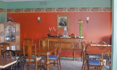 Antique Dining Room