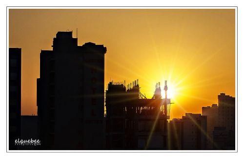 salmiyah kuwait sunset