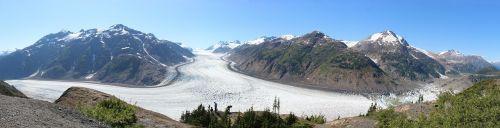 salmon glacier hyder alaska
