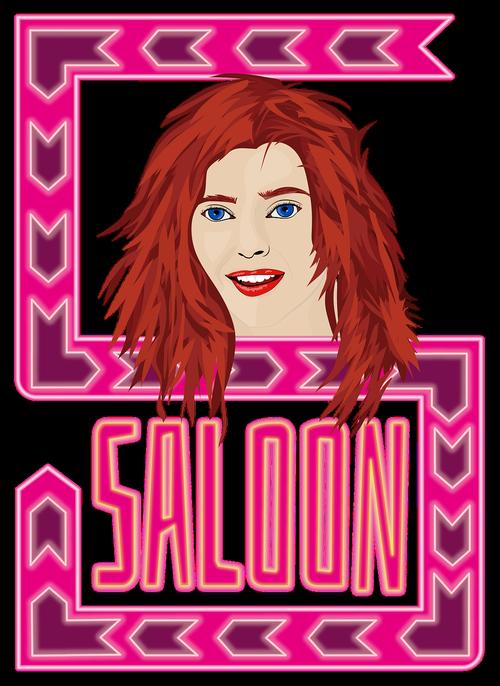 saloon  haircut  barber