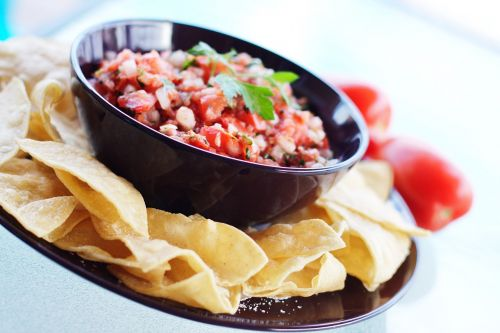 salsa fiesta fresh food