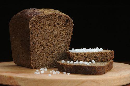 salt bread rye