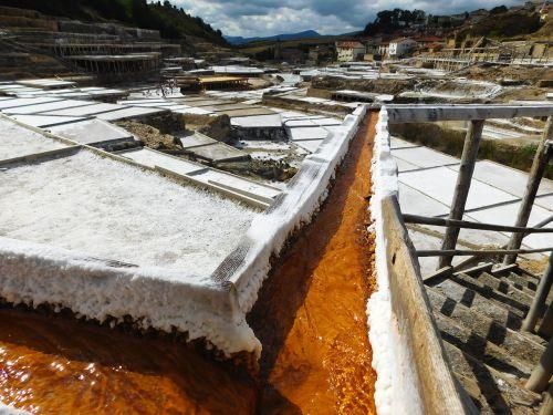 salt mine saltworks