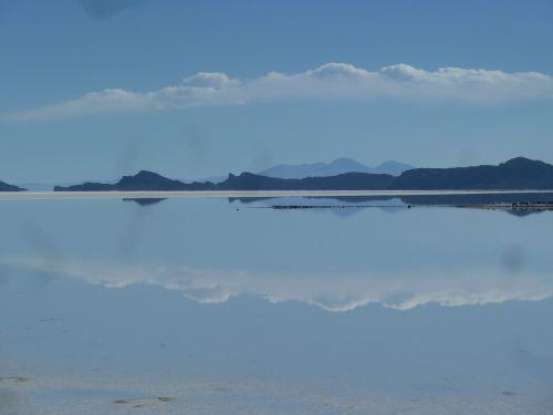 salt flats uyuni south america