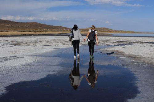 salt flats bolivia salt lake
