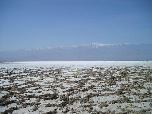salt lake usa death valley