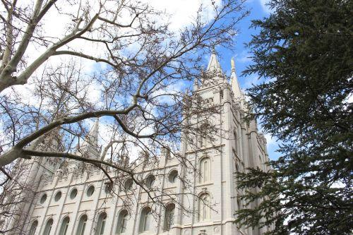 salt lake city temple mormon