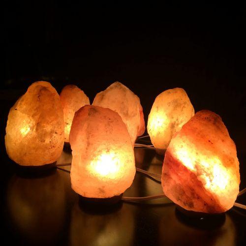 salt lamps himalayan himalayan salt crystal ionizers