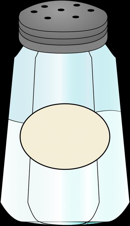 salt shaker salt shaker
