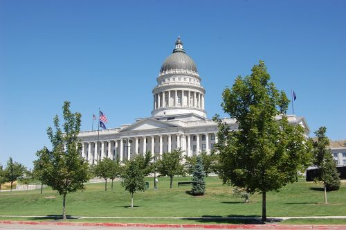 salt lake city state capitol building