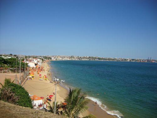 salvador bahia beach