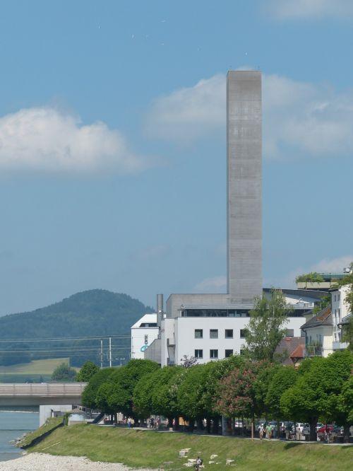 salzburg tower austria