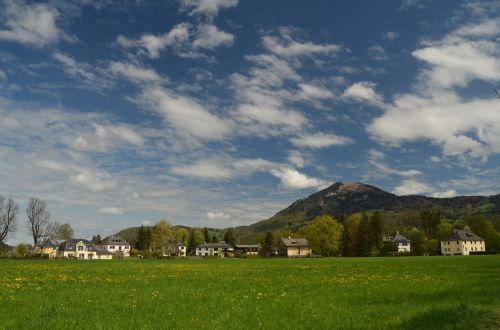 salzburg austria landscape