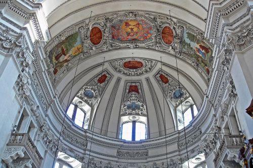salzburg dom vault