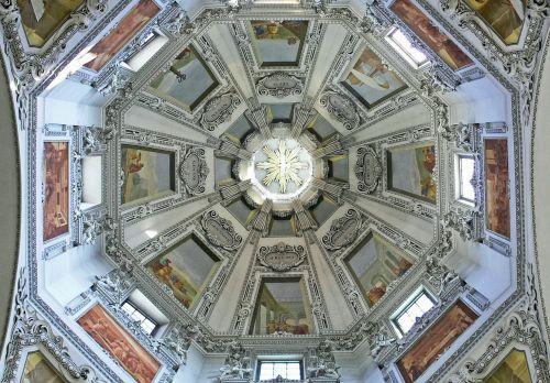 salzburg dom dome