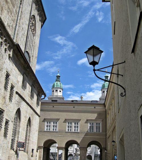salzburg parallel arch