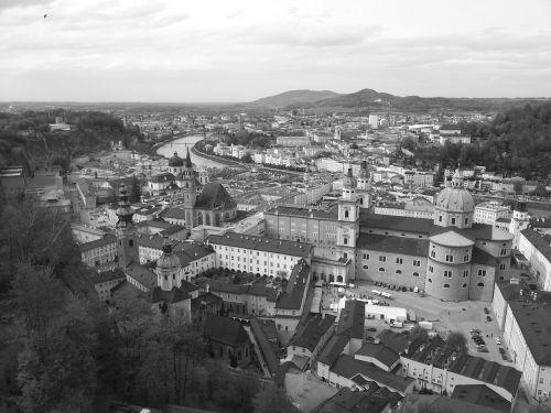 salzburg city town