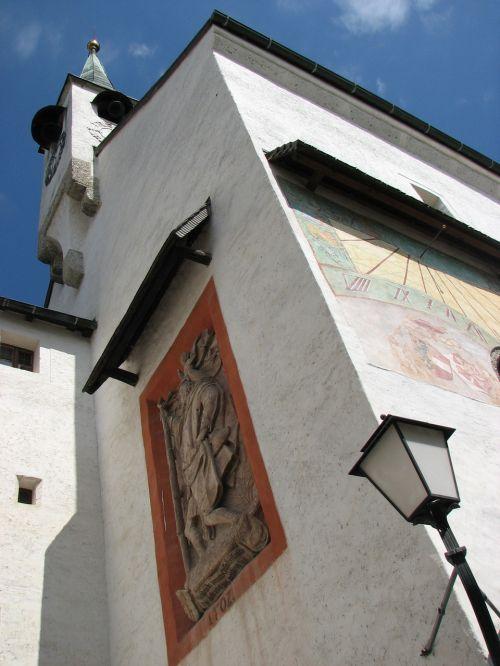 salzburg hohensalzburg fortress chapel