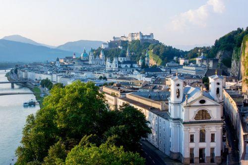 salzburg austria fortress
