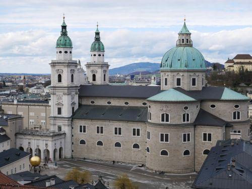 salzburg cathedral salzburg church