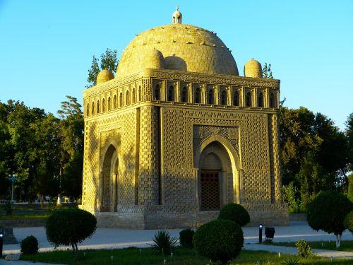 samanid mausoleum tomb ismail samanis