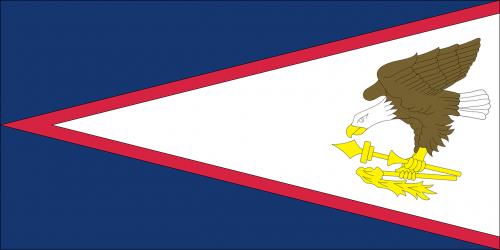 samoa islands vector country