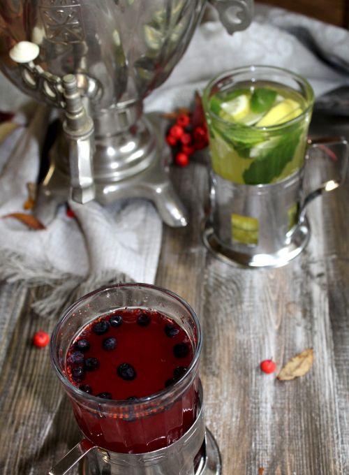 samovar tea party tea