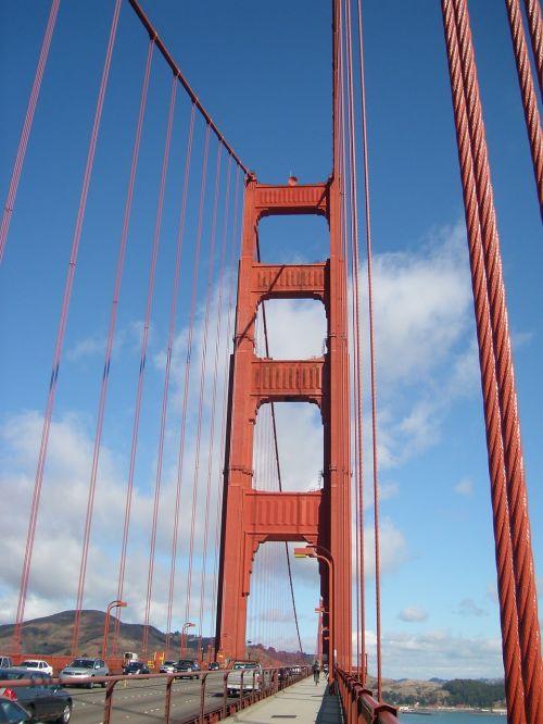 san francisco suspension bridge