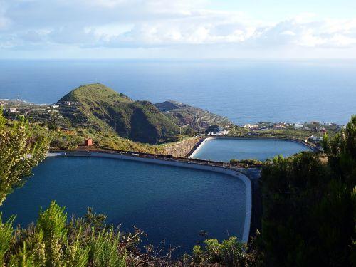 san andrés y sauces llano clara reservoir