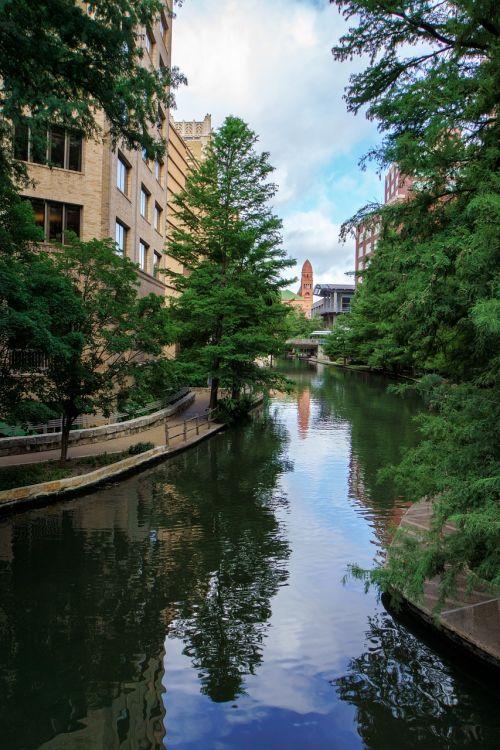 san antonio,texas,architektūra,centro,riverwalk,amerikietis,usa,miestas,texan,vaizdingas,miesto,upė,vanduo,turizmas,atostogos,kelionė