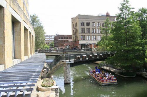 kelionė, san & nbsp, antonio, riverwalk, turistinis, texas, plaukiojimas, vadovas & nbsp, keliones, san antonio upės pasivaikščiojimas