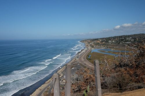 san diego sea coast