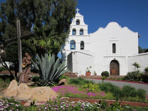 san diego de alcala mission california