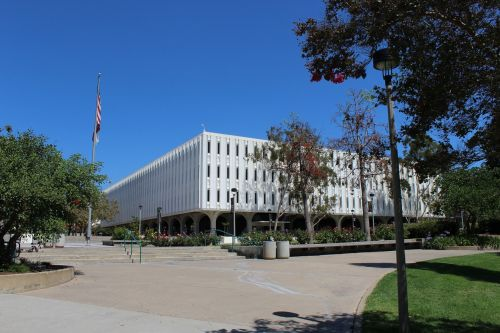 san diego state university library architecture