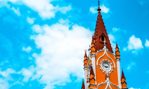 san felipe  antigua guatemala  church