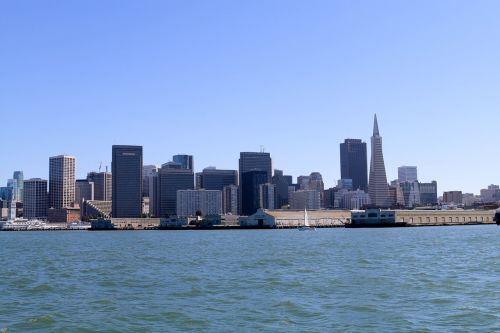 san francisco skyline city