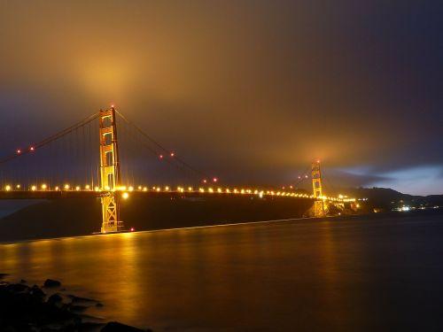 san francisco golden gate bridge suspension bridge